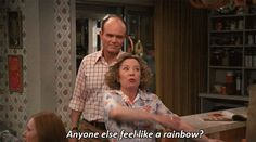 She is cheery and fun to be around. | 28 Reasons You Wish Kitty Forman Was Your Mom
