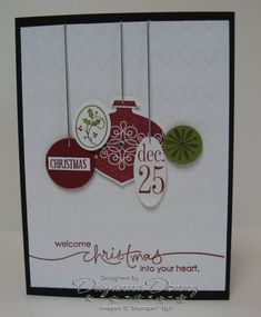 A Case for Tags Til Christmas by jaydee - Cards and Paper Crafts at Splitcoaststampers