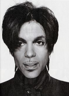 """Prince in '98 - RE-PIN IT because I'm not going to keep it in my board, I just found this old scan on my hard drive. Feel free to change the description to something like 'Prince in '98 New Power Soul era."""" Enjoy!"""