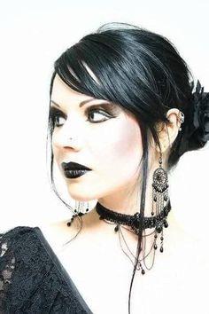 Todo sobre los peinados goticos y sus diferentes estilos | Los Peinados