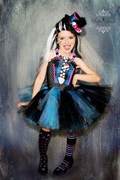 monster high frankie costume google search - Skelita Calaveras Halloween Costume