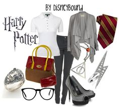 {Harry Potter} I like all that stuff..yeah..and I so want to have the balls to wear a necktie with my outfit one of these days!