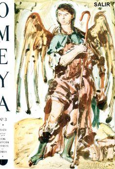 Portada de la revista Omeya, número 3