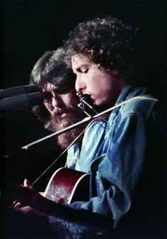 1971: Classic Rock's Classic Year — George Harrison & Bob Dylan rehearsal, Concert for...