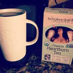 @spicylilcherub - Oh my goodness! I wish I had found this @earthmamaangelbaby #HeartburnTea weeks ago  but I'm so glad I found it now!! Seriously the greatest creation ever! on Instagram