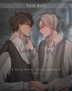 Harry Potter Couples, Harry Potter Feels, Cute Harry Potter, Harry Potter Fan Art, Harry Potter Fandom, Harry Potter Hogwarts, Drarry, Dramione, Darry Fanart