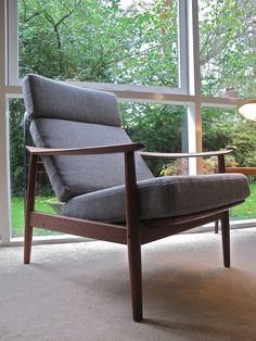 Arne Vodder Lounge Chair