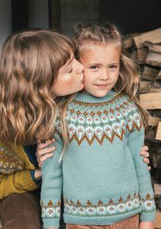 Addi Knitting Machine, Raglan Pullover, Fair Isle Knitting Patterns, Knit Picks, Knitting For Kids, Christmas Sweaters, Crochet Top, Mini, Children