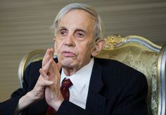 Explaining a Cornerstone of Game Theory: John Nash's Equilibrium - NYTimes.com