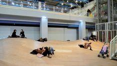 """Vincent Lamouroux sol7 Vues de l'exposition """"Le Nouveau Festival"""", Centre Pompidou, Paris, France (2009)"""