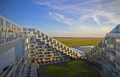 Edifício 8 House, Copenhague (Foto: Jens Lindhe)
