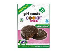 Kids' Cooking Kits - Girl Scouts Basic Refill Thin Mints Cookies *** You can find more details by visiting the image link.