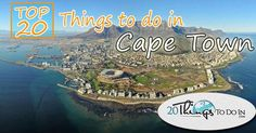 Take a look at our list of the top 20 best things to do in Cape Town Cape Town is an important coastal city in the country of South Africa. The country is a bit unique in the way that there are three capitals, with Pretoria being the executive capital, Bloemfontein being the judicial capital, and finally Cape Town being the legislative capital, as the Parliament of South Africa is located...