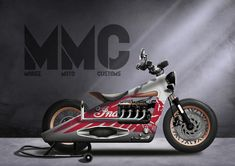 MMC is live! As a first post, a bike for the Bonneville Salt Flats. Motorcycle Design, Automotive Design, Motorbikes, Motorcycles, Salt, Live, Instagram, Salts, Motorcycle