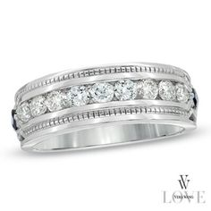 Hermans Vera Wang Wedding Ring