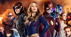 The CW Superheroes Will Reunite in Massive DC Crossover This Fall -- Executive producer Andrew Kreisberg teases that next season's four-way crossover will better integrate Supergirl into the story. -- http://tvweb.com/the-cw-superheroes-dc-crossover-event-fall-2017/