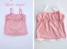 ~Ruffles And Stuff~:  how to Making Her Clothes Last longer