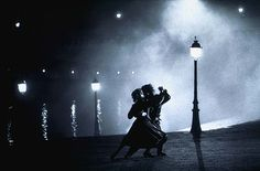 """Also from the movie """"the Tango Lesson"""". Sally Potter and Pablo Veron"""
