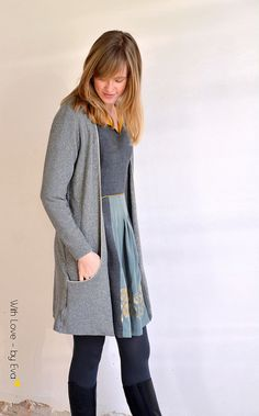 Susanne Cardigan (With love by Eva)