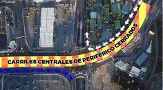 Tome precauciones ante el 1er fin de semana con cierre total de carriles en el Periférico de la Juventud   El Puntero