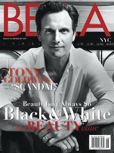 Tony Goldwyn - Scandal ABC - Bella NYC Cover -