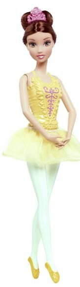 Mattel Mattel, Кукла-балерина Бэлль Принцессы Диснея