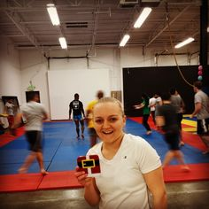 Tori is our first referral winner on 2015. She wins a $100 gift card to amazon for the referral. #crazy88mma
