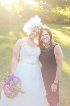 Mom and Bride