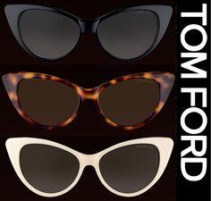 Nikita de Tom Ford. Impresionantes !