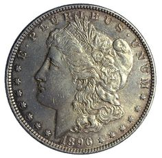 VAM Silver Dollars VAM Dollars are highly popular Morgan silver dollars and Peace silver dollars with unique die varieties. See what they're worth + Tips for collecting VAM silver dollars. Gold Bullion Bars, Bullion Coins, Silver Bullion, Silver Dollar Value, Morgan Silver Dollar, Value Of Silver Dollars, Rare Coins Worth Money, Valuable Coins, Antique Coins