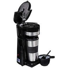 Living Solutions Single Serve Coffee Maker by Living Solutions -- Learn more by visiting the image link. (This is an affiliate link)