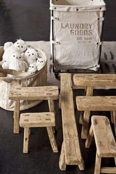 Une visite à la boutique ? / Shall we have a visit at the boutique? What A Nice Day, Old Benches, Driftwood Furniture, Old Wood, Home Accessories, Antiques, Inspiration, Home Decor, Natural Selection