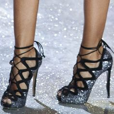Nicholas Kirkwood shoes 2012 Victoria's Secret Fashion Show Why aren't these currently on my feet?