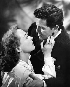 Joan Crawford and John Garfield in the tragic romance, Humoresque (1946). link