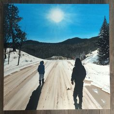 Custom Canvas, Snow, Outdoor, Custom Screens, Outdoors, The Great Outdoors, Eyes, Let It Snow