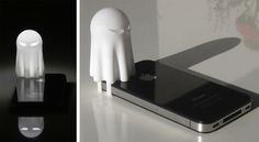 Cute iPhone Lightclip Ninja Ghost