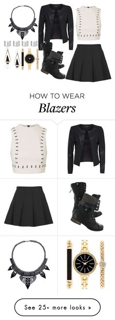 """""""Whatever"""" by chap15906248 on Polyvore featuring Topshop, Maison Margiela and Style & Co."""