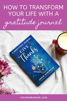 For people who want to start a gratitude journal, but don't know how to get started, here's a simple gratitude journal template you can use. #gratitude #journalideas
