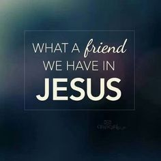 🎶What a friend we have in Jesus/ All our sins to Him we bear/ What a privilege to carry/ take it to the Lord in prayer 🙏🏻🎶 Bible Verses Quotes, Jesus Quotes, Faith Quotes, Scriptures, Godly Quotes, Sign Quotes, True Quotes, God Jesus, Lord And Savior