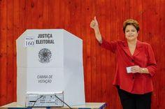 Dilma Rousseff es reelegida como Presidenta de Brasil. Visite nuestra página y sea parte de nuestra conversación: http://www.namnewsnetwork.org/v3/spanish/index.php