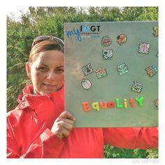 Liv Karin: EQUALITY
