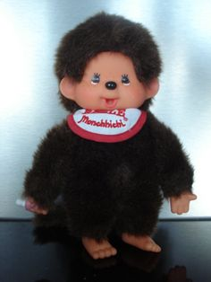 OMG! I loved my MUNCHICHI! The song went a lil like this...Oh Munchichi oh munchichi so soft & cuddly