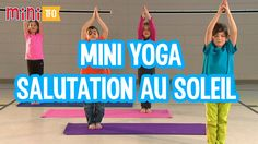 Training Yoga to Lose Weight - Du Mini Yoga pour les enfants - La Salutation au Soleil Practice Yoga to Lose Weight - Yoga Fitness. Introducing a breakthrough program that melts away flab and reshapes your body in as little as one hour a week!