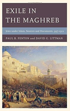 Exile in the Maghreb: Jews under Islam, Sources and Docum... http://www.amazon.com/dp/1611477875/ref=cm_sw_r_pi_dp_k-Vqxb1MW8SWB