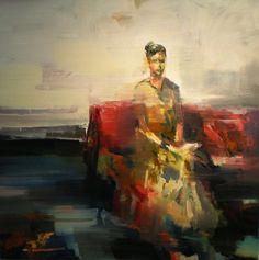 Craig Mooney | Abstract Landscape/ Figurative painter