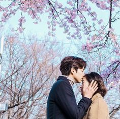 Goblin The Lonely And Great God, Goblin Korean Drama, Yoo Gong, W Two Worlds, Weightlifting Fairy Kim Bok Joo, Kim Go Eun, Sungjae, Korean Couple, Ulzzang Couple