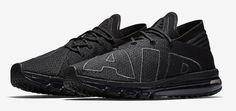 Nike Air Max Flair Triple Black-3
