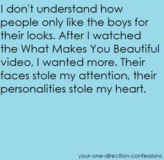 Absolutely! I love them for who they are not for their looks or for the band