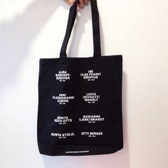 Initiation Tote Bag, $15