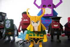 Marvel Collaboration Series Created bymomot | InsanelyGaming